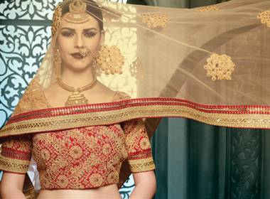 Wedding Wear Lehengas Collection