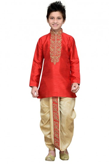 Ultimate Maroon All Function Wear Designer Kurta Pajama