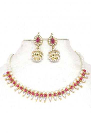 Ultimate Pink Function Wear Necklace Set