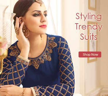 Styling Trendy Salwar Suit Collection